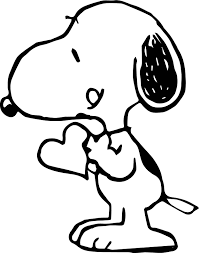 Small Picture Coloring Pages Kids Wallpaper Snoopy Love Coloring Page Snoopy