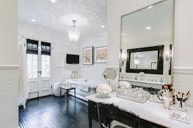 french makeup vanity