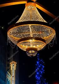 2016 one of cleveland s splashiest new landmarks is the giant chandelier suspended above euclid avenue in the theater district playhouse square