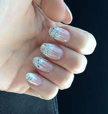 Acrylic Nail Designs Oval French Acrylic Nail Design French Manicure Acrylic Nail