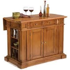furniture island. distressed oak kitchen island by home styles furniture u