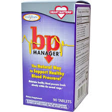 Enzymatic Therapy, <b>bp Manager</b>, <b>90 Tablets</b> 90 Count - Buy Online ...