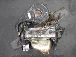 TOYOTA -4A 1.6L CARB 16V Engine -COROLLA / TAZZ | Junk Mail
