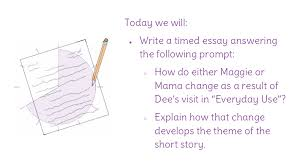 "lesson ""everyday use"" timed writing task learnzillion view resource copy resource id"