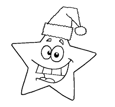 Small Picture christmas star coloring page Coloringcrewcom
