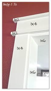 Doorway Trim Molding Best 25 Interior Door Trim Ideas On Pinterest Door Molding