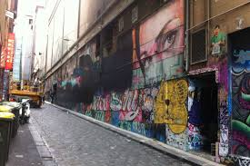 >two of melbourne s famous graffiti lanes getting a new look abc  image 2 of 9 street art