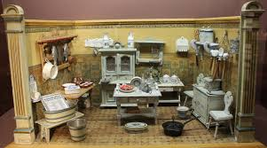 Dollhouse Kitchen Furniture Antique Dollhouse Kitchen Dollhouses Pinterest Antiques