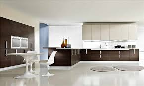 Beautiful Modern White Kitchen Cabinets Custom Island Also Modern Kitchen Cabinets Design 2013