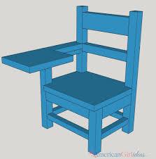 making doll furniture in wood. American Girl School Desk DIY Doll Making Furniture In Wood