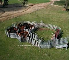 metal farm fence. Hot DIP Galvanized Corral Panels, Livestock Metal Farm Fence Gate Metal Farm Fence M