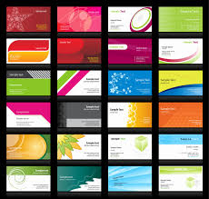 Sample Cards Business Cards Sample New Business Card Samples Inspirational 1