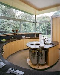 Curved Kitchen Island Designs 15 Extraordinary Kitchen Island With Sink Ideas Chloeelan