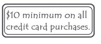 Minimum Credit Card Payment Is A Minimum Charge For Credit Card Purchases Legal