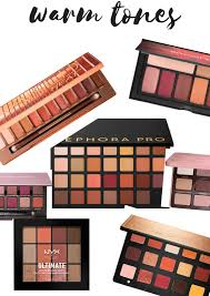 sunsets shooting stars must have warm toned eyeshadow palettes for every budget suggestions remendations