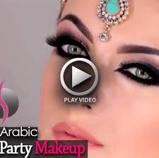 best arabic makeup 2016 video tutorial by artist maya mia