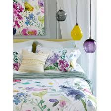 set tetbury meadow duvet pillowcase