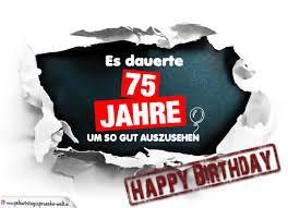 75 Geburtstag Lustige Sprüche Royaldutchgenetics