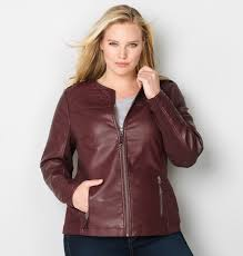 Quilted Moto Jacket-Plus Size Jacket-Avenue & Quilted Moto Jacket, , large Adamdwight.com