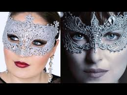 fifty shades darker masquerade makeup tutorial