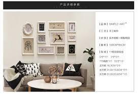 wooden picture frame cornici per foto vintage wooden frame set mini photo frame wall wooden flourish