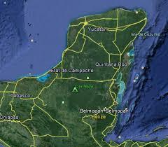 expert disagree over a teen's lost mayan city claim business insider Mayan Cities Map mayan city larocque map jpg mayan city map