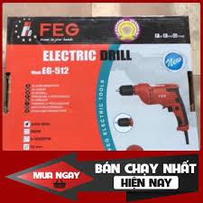 SALE SẬP SÀN] Máy khoan ( máy bắt vít ) FEG 512 (hàng chính hãng )