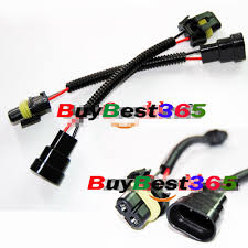 aliexpress com buy 2x 9006 hb4 car auto led halogen hid xenon 2x 9006 hb4 car auto led halogen hid xenon light bulb wiring harness socket wire connector