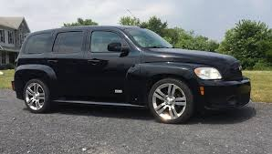 2008 HHR SS Black 65K Miles - Chevy HHR Network