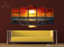 all decor painting canvas home decoration picture wall han