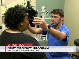 UAB working to give the gift of sight this holiday