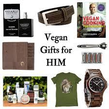 vegan gifts for men
