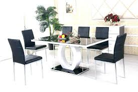 round dining table sets for 6 modern dining room sets for 6 astonishing modern round dining