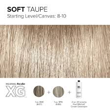 Paul Mitchell The Color Xg Chart Color Xg Formula Created By Paul Mitchell In 2019 Hair
