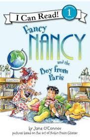 Buy Fancy Nancy & The Boy From Paris : I Can Read 1 book : Jane Oconnor ,  0061236098, 9780061236099 - SapnaOnline.com India