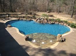 Gunite Swimming Pool Designs