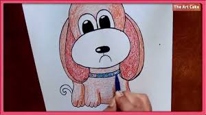 puppy drawing for kids. Delighful Puppy In Puppy Drawing For Kids I
