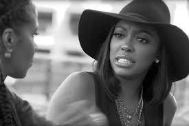 Wild crazy mad ebony black women