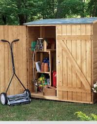 garden equipment storage shed 35 garden shed plans for storing gardening tools outdoor stuff