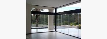 frameless bifolding doors nuline frameless glass