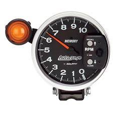 car and truck tachometers autometer 233906 autogage shift lite tachometer
