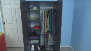 how to make wardrobe work with melamine diy wardrobe