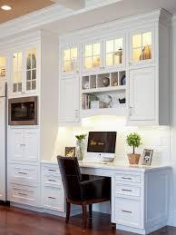 Charming Kitchen Desk Area Ideas Kitchen Desk Home Design Ideas Pictures  Remodel And Decor