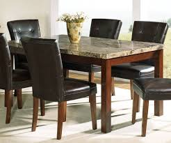 Travertine Dining Room Table Steve Silver Montibello Marble Top X Dining Table On Sale Online