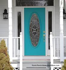 turquoise front doorExterior Front Doors  Door Decorations  Front Doors