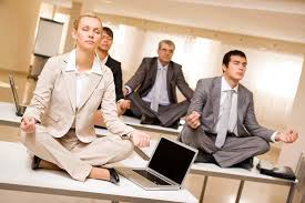 office meditation. Workplace Wellness Office Meditation