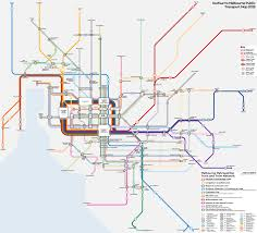 Search and share any place, find your location, ruler for distance measuring. Transit Maps Submission Future Map Melbourne Rail And Tram Map 2025 By Durfsurn