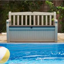 upc 752779119994 image for keter eden 70 gal all weather outdoor patio storage bench deck