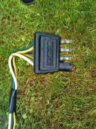 jeep liberty trailer lighting page 1 iboats boating forums 501555 its your standard connector i have seen for years i have a wiring harness that plugs right into it had it on my s10 and my ranger