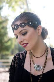 diy flapper costume accessories hair makeup origby seattle fashion